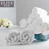 White whole sale towels for hotels+european roman embroidered cotton white towel hotel
