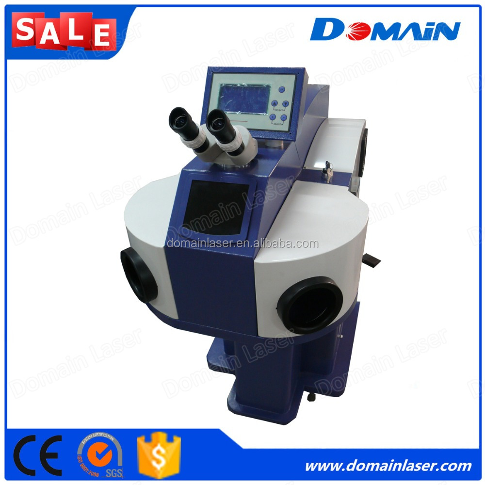 Jewelry Laser Welding Machine for Weld Belt