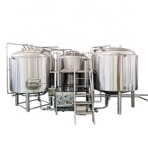 3.0mm Thickness SUS304 Stainless Steel 15hl Mash Tun 15hl Beer Brew Kettle Microbrewery Equipment