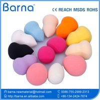 makeup foundation sponge cosmetics powder cream remover applicator wholesale egg sponge cosmetic