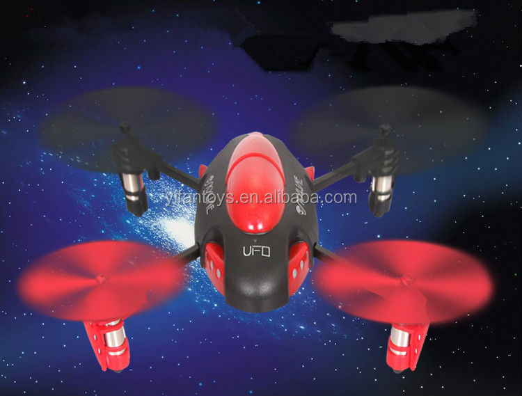 New Arrival!yd-717 2.4g 4ch 4-axis Rc Ufo Rc Quadcopter With Gyro ...