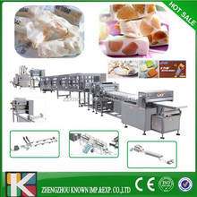 factory price lollipop forming depositing whole line hard candy machine
