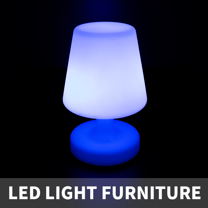 rechargeable battery led table lamp