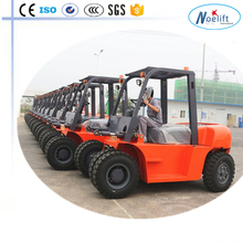 EPA Approval New 6t Diesel forklift with CE certificate With sideshift long fork 6000kg
