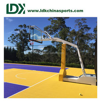 Basketball equipment extension 2.25m portable basketball system