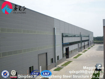 Industrial Steel storage factory warehouse structure plants & Industrial Steel Storage Factory Warehouse Structure Plants - Buy ...