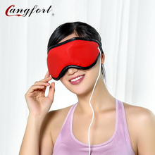 Wholesale Massage Heated Eye Mask For Relief Puffy Eyes