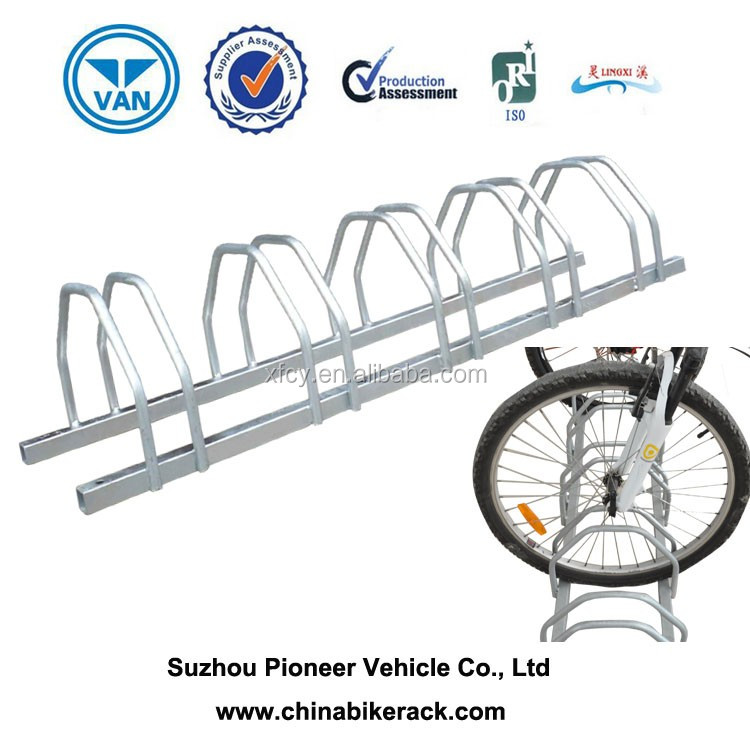 Long Term Bike Storage Outdoor Bike Racks for Apartment Buildings