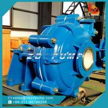 zinc centrifugal sand dredging slurry pumps