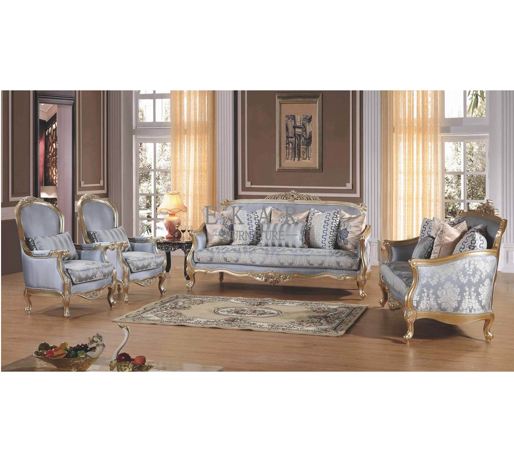 Clic European Living Room Sofa