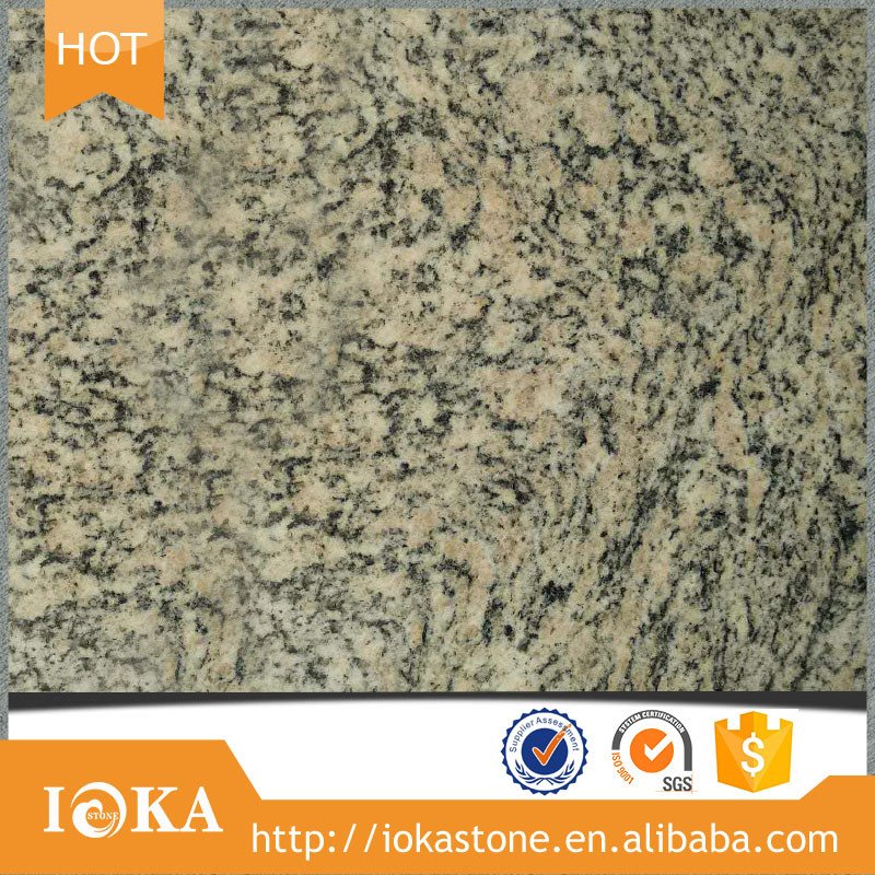 Rustic Yellow Fantasy Granite Tile