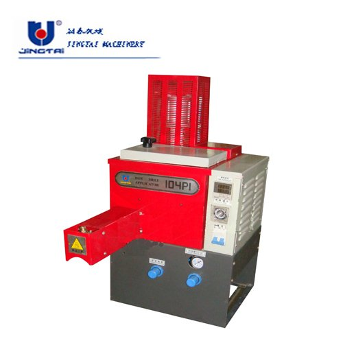 JT-N105P/M Energy Saving Hot Melt Spraying Machine