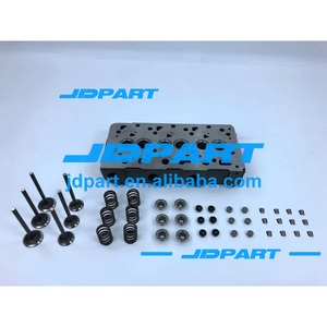 Kubota Engine Spare Part D1005 Complete Cylinder Head Assy
