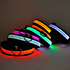 Wholesale New Model LED Luminous Nylon Pet Dog Collar