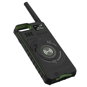 Wholesale band optional manual frequency adjustment satellite long-distance  communication walkie talkie