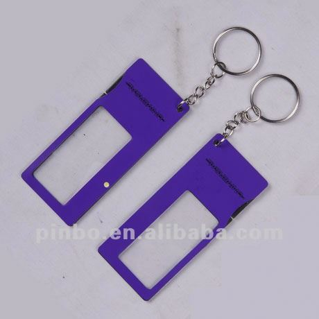 Keychain Magnifier for Promotion Gift