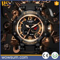 High quality machine grade men's sports digital watches