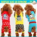 HOT Sales Pet Dog Autumn Winter Clothes For Small Medium Big Dog Clothing XS S M