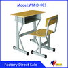 Cheap used school table desk and chair for sale