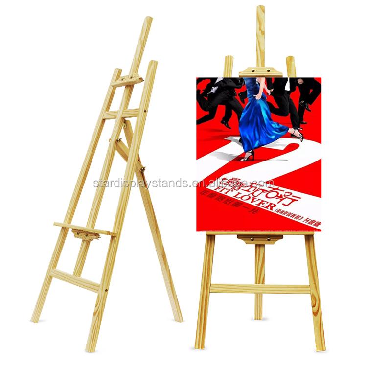 Cao Chất Lượng Thông Bằng Gỗ Tranh Phòng Thu Giá Vẽ