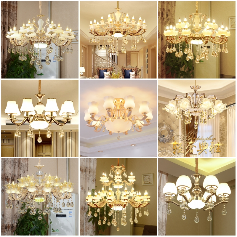 wholesale europe golden kristal crystal pendant chandelier <strong>light</strong>