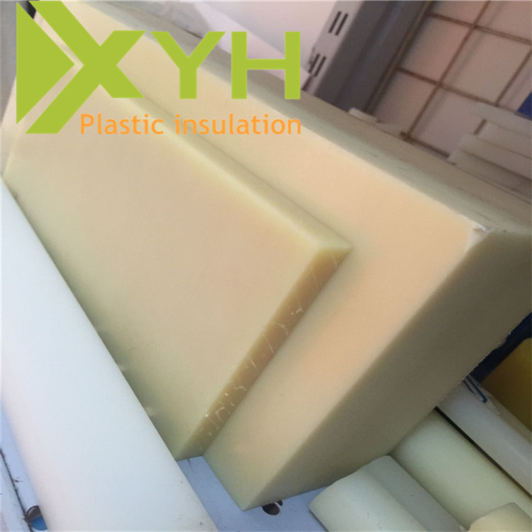 High Quality Wear-resisting PA6 MC Nylon Blocks