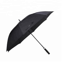 Extra Large Oversize Double Canopy Vented Best Golf Umbrella