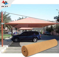 2019 DELI quality outdoor customized convenience carport
