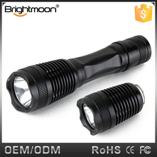 5 mode 200 lumens aluminum super bright XPE tactical led flashlight