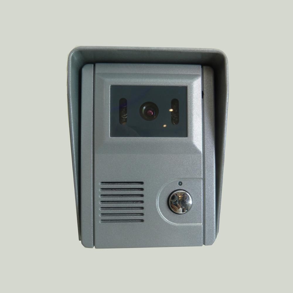 Ete 4-wire Video Intercom Unlock Monitor Aluminum Alloy Die-casting ...