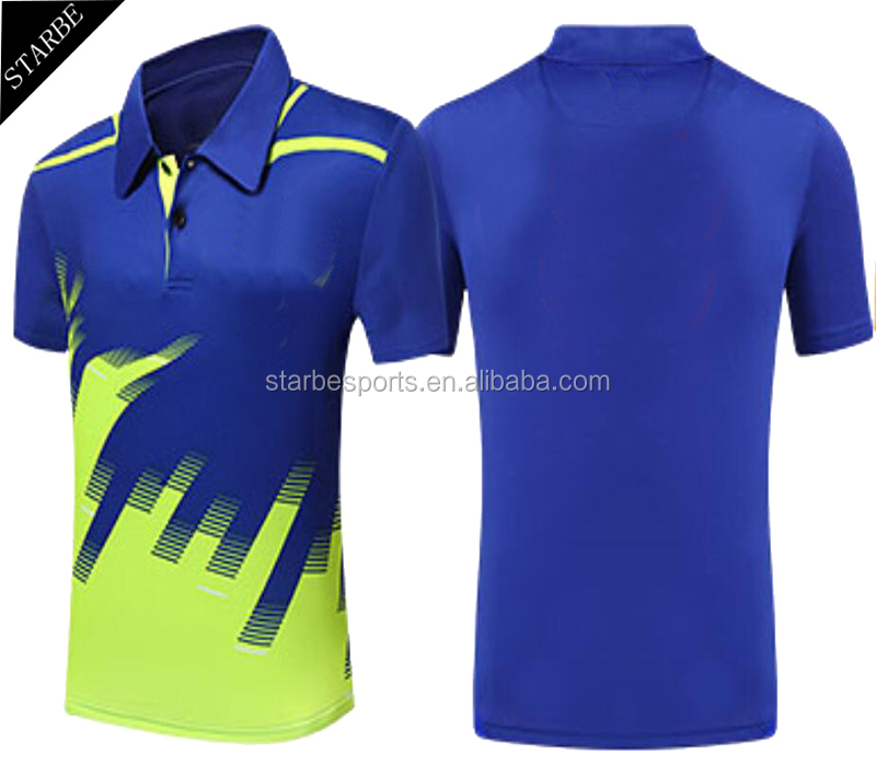 935ad7c20 Custom dye sublimated 100%polyester golf polo shirt green stripe golf shirts  design