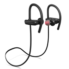 Outdoor Sports Wireless Earphones Bluetooth RU11 Waterproof 4.1 Bluetooth Headphones for Running,Yoga,Gym