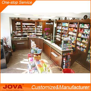 New medical store design of wooden pharmacy shelves. New Medical Store Design Of Wooden Pharmacy Shelves   Buy Wooden