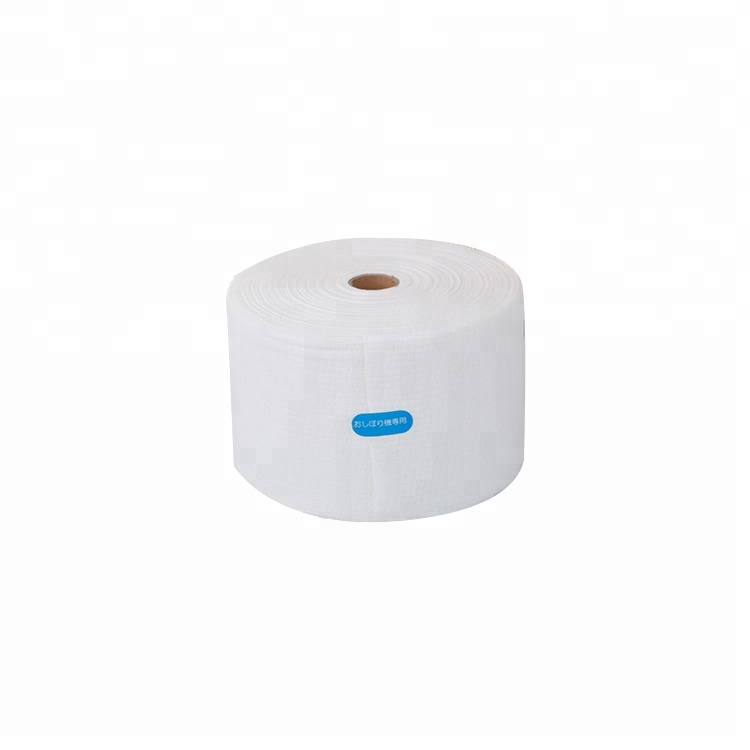 Professional custom disposable face wash portable disposable wipes