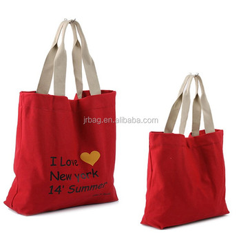 674be73eb Wholesale custom printed heavy duty cotton canvas tote bags for school  student shopping and packing