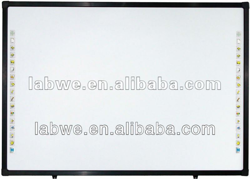 China best Wholesale 3 points interactive white board manufacturer for school/office
