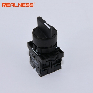 Wholesale IP66 waterproof 10A 22mm rotary switches selector switch