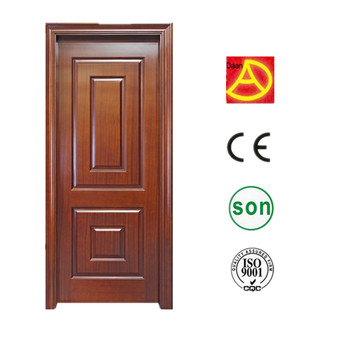 2015 new design french style veneered wooden interior use for New door design 2015