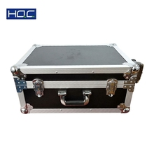 Aluminium flight audio apparatuur case Standaard photobooth drum flight case