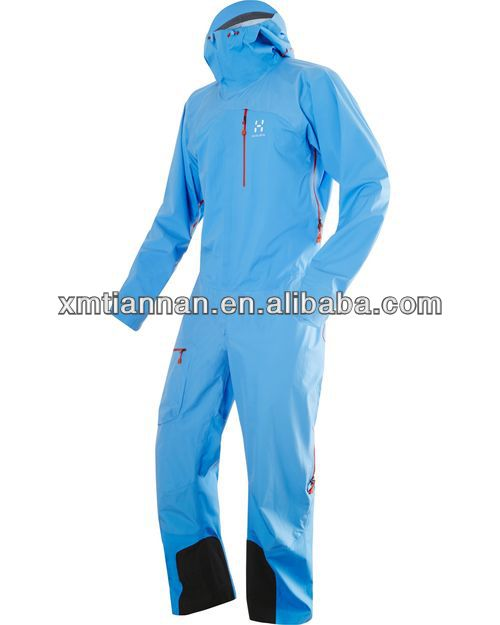 Fashion men one piece ski racing suits from Yingjieli garment factory 2015
