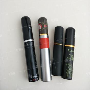 Klasik Alüminyum Gooseneck Esnek Metal Boru Sigara Filtresi Tüpleri