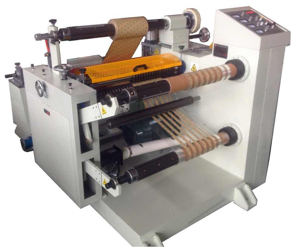 Big Roll Adhesive Tape Slitter Rewinder Machine(Slitting Rewinding Machine For Label,Paper,Film)
