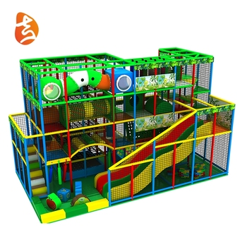 Hot sale customized small children indoor playground game for sale