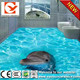 new arrival 3d floor art tile plan,technology 3d floors