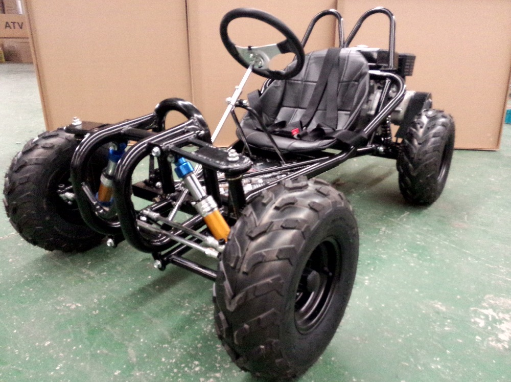 Single person racing cheap 196cc Mini Go Kart for sale, View go kart ...