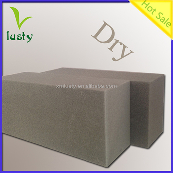 dry floral foam for artificial flowers artificial flower foam foam for artificial flower arrangement