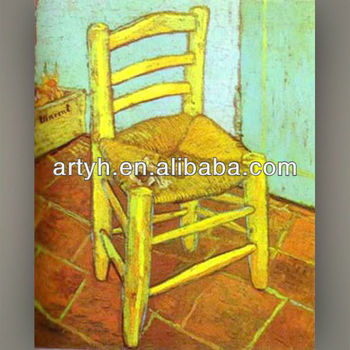 Famous Chair Dining Room Paintings By Van Gogh   Buy Dining Room  Paintings,Dining Room Paintings,Dining Room Paintings Product On Alibaba.com