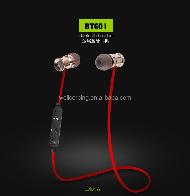 2017 Hot SaleNew stereo headset <strong>bluetooth</strong> earphone headphone mini wireless <strong>bluetooth</strong> handfree universal for all phone for iphone