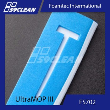 Foamtec FS702 UltraMOPIII Cleanroom Wall Mop Head