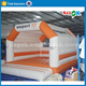 used commercial inflatable bouncer for sale mini kids bouncy castle
